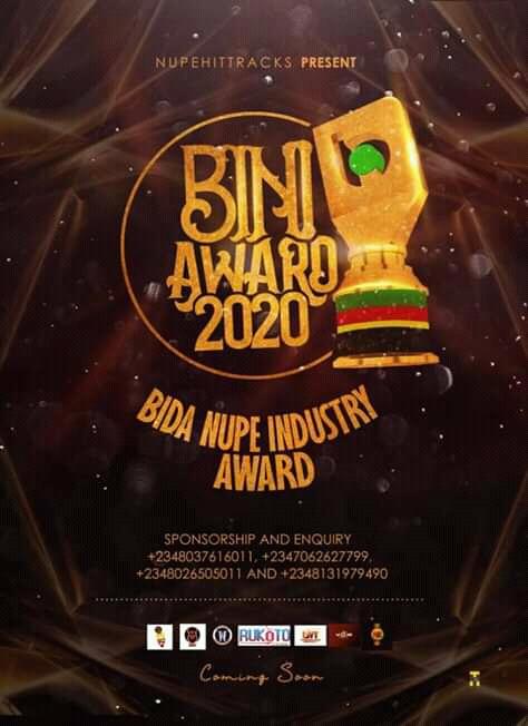 BINI AWARD Bida Nupe industry Award