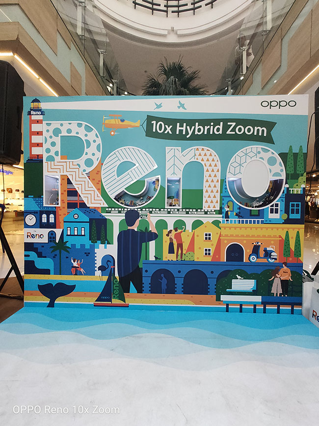 OPPO Reno 10X Zoom : Let's Zoom Indonesia