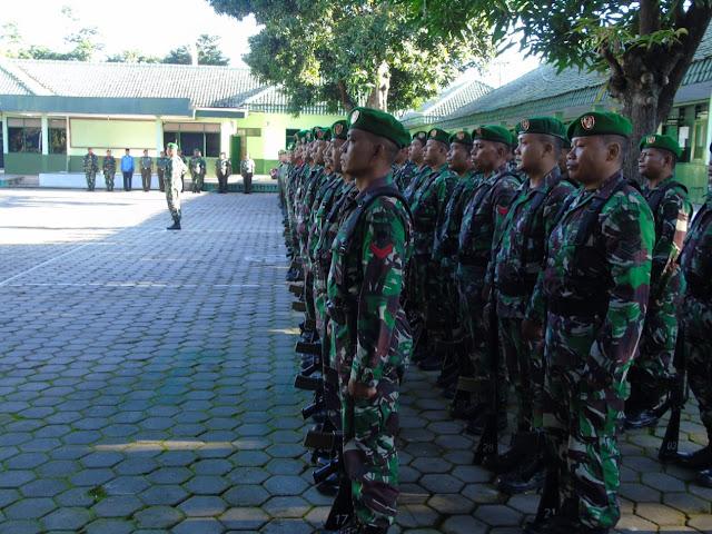 KodimKaranganyar – Begini Penekanan Panglima TNI Pada Upacara Bendera 17an