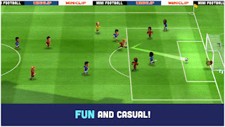 Download Game SepakBola Mini Football 30 Unique Country Kits