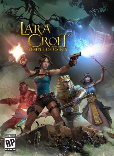 Lara Croft And The Temple Of Osiris PC Full Español