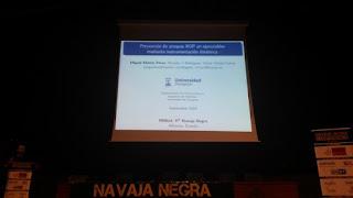 """Navaja Negra 2016 - Miguel Martin - Prevención de ataques ROP mediante instrumentación dinámica"""""""