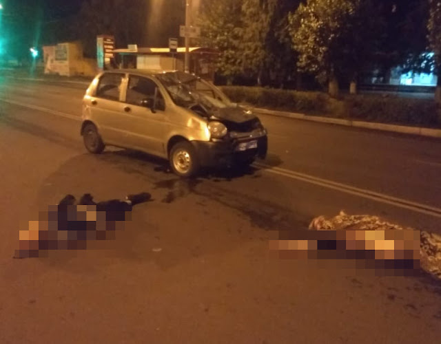 В Башкирии два пешехода погибли из-за пьяного водителя