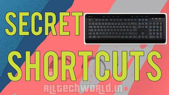 8 Secret Computer Keyboard Shortcuts