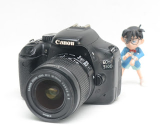 Kamera Bekas Canon Eos 550D