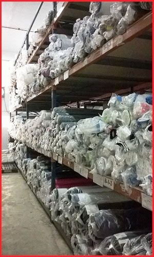 SOP of Material Control Department in Garment Industry - Goldnfiber