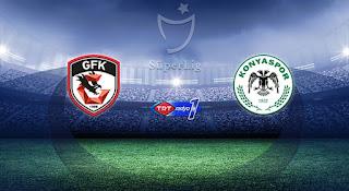Gaziantep FK vs Konyaspor Canlı maç izle