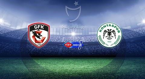 CANLI İZLE Gaziantep FK vs Konyaspor Canlı maç izle | Bein sport 2 izle