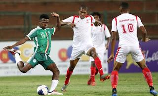 Comoros vs Mauritius COSAFA Cup 2019