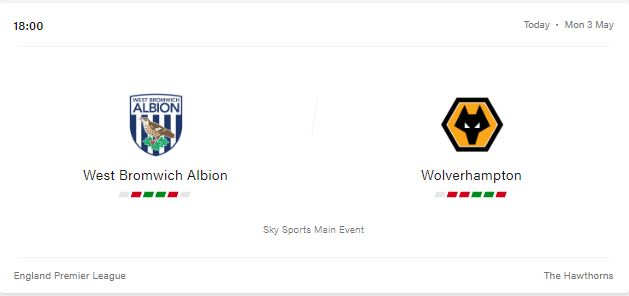 West Bromwich Albion vs Wolverhampton Preview and Prediction 2021