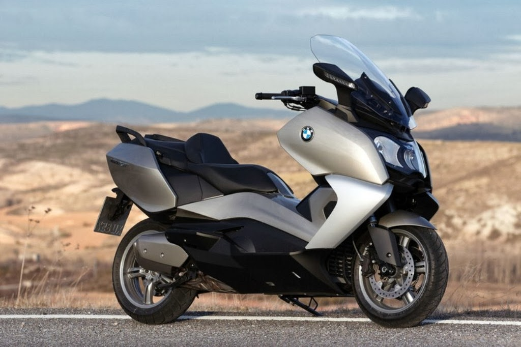 2014 BMW C600 Sport & 650GT Prices, Photos