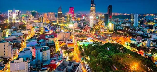 phố Wall Sài Gòn