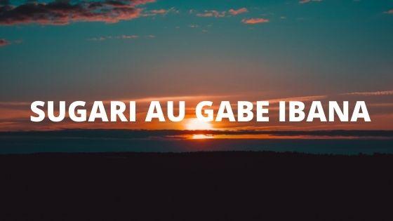 Lirik Sugari Au Gabe Ibana dan Artinya - ANJU TRIO