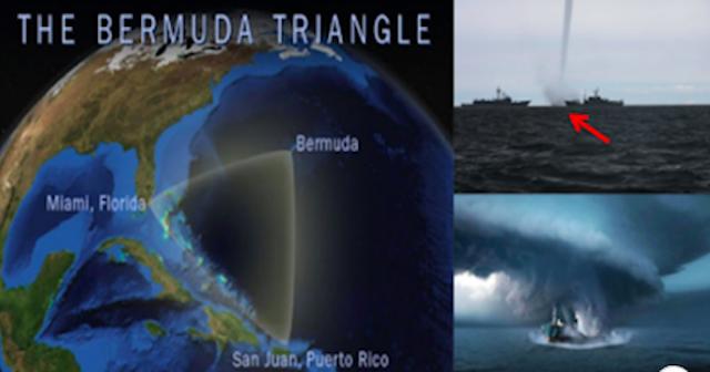 Bermuda Triangle Mystery Solved/NEWS.COM