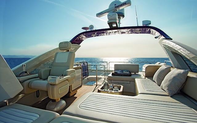 Tekne İç Dizayn Resimleri