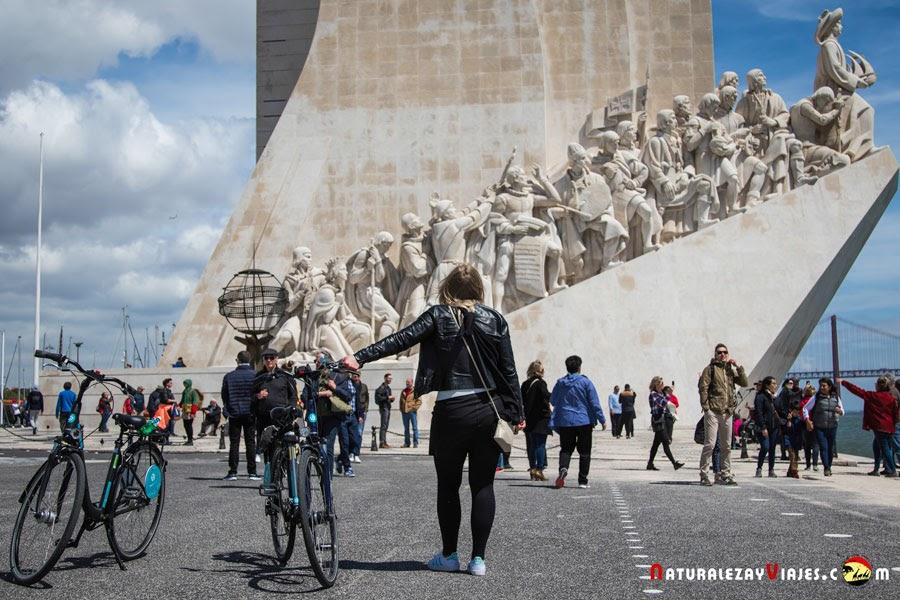 Monumento Descubridores, Lisboa