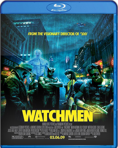Watchmen: The Ultimate Cut [2009] [BD25] [Subtitulado]