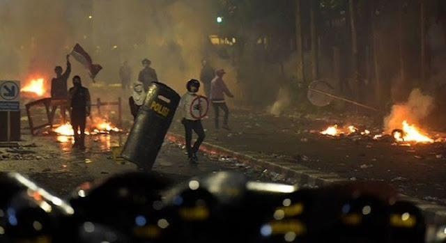 Amnesty International Indonesia Give Suggestions for Riot Investigation May 21-22