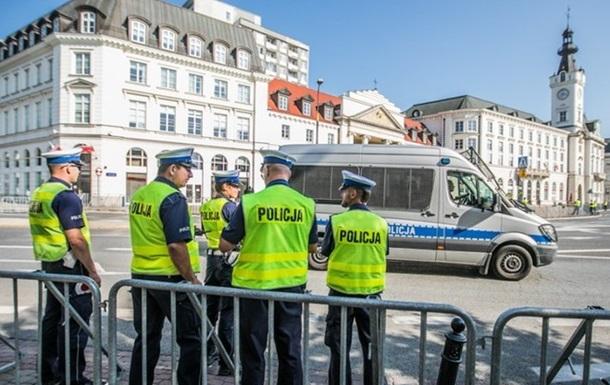 Громадян України затримали в Польщі за підозрою в тероризмі
