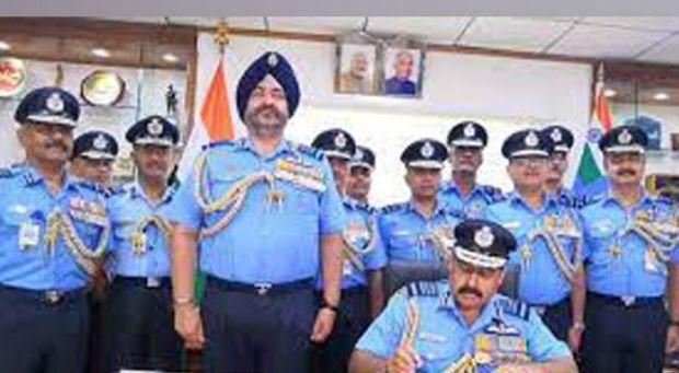 IAF प्रमुख ने केंद्रीय वायु कमान को संबोधित किया, मजबूत भौतिक, साइबर सुरक्षा का आग्रह