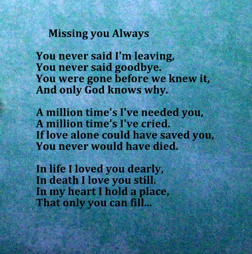 Im missing u quotes