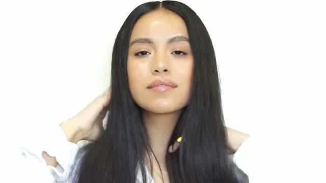 Start by having clean dry hair - Instyler tutorial