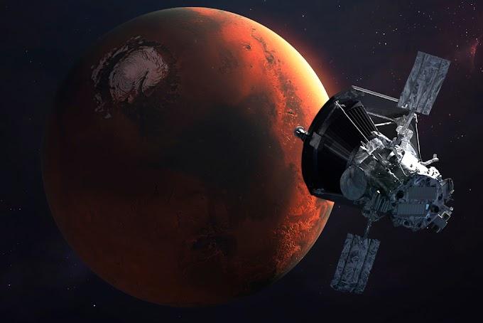 Ενδείξεις για τέσσερις υπόγειες λίμνες με νερό στον πλανήτη Άρη
