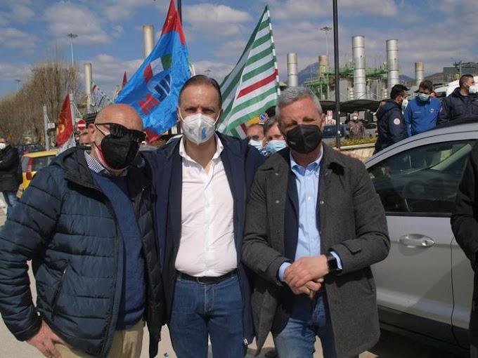 Cgil Cisl e Uil: in Basilicata Primo Maggio fra sanità e Infrastrutture