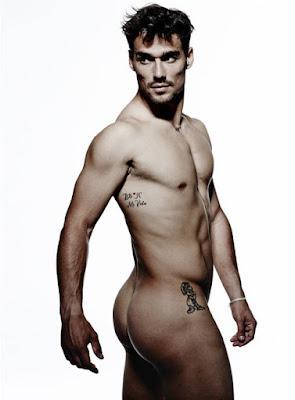 fognini sin camisa desnudo pene fotos tenista tenistas