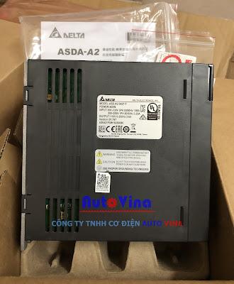Bộ điều khiển Servo Delta ASD-A2-0421-F hỗ trợ kết nối DMCNET
