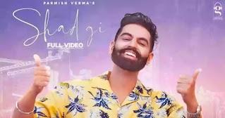 Shadgi Lyrics - Permish Verma