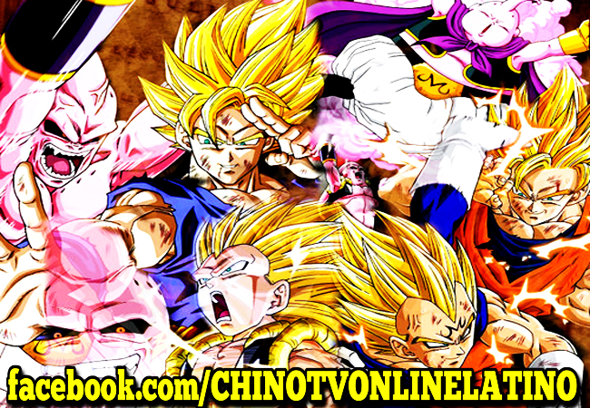 Dragon Ball Z Saga De Majin Buu Online Latino Chino Tv Series Anime