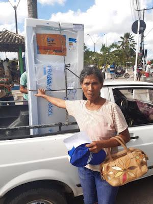 Equatorial sorteará 600 geladeiras em Arapiraca, Pariconha e Maceió