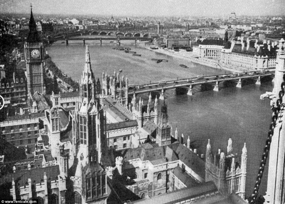 London - 8 Then-And-Now Photos Show How Much Famous Cities Have Changed.