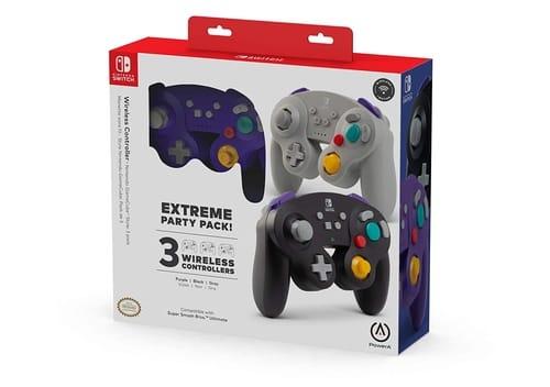 PowerA GameCube Style Nintendo Switch Controller