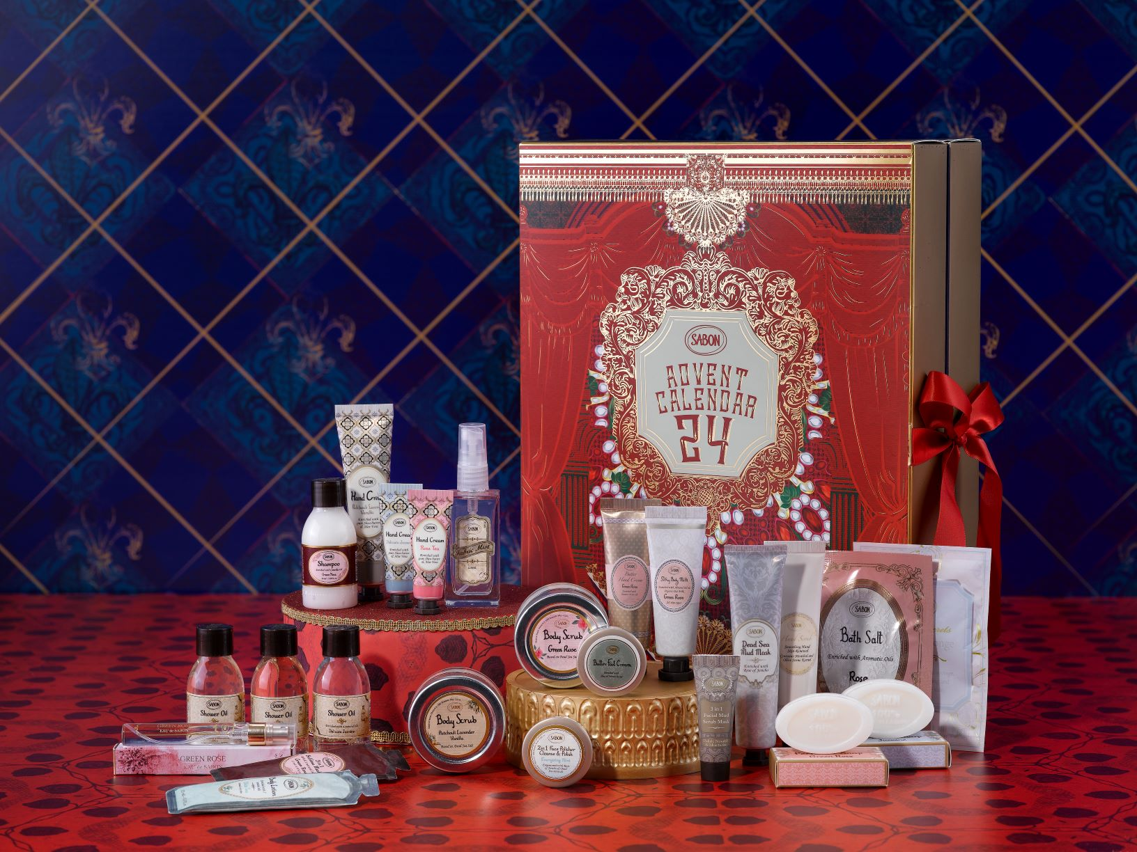 advent calendar sabon 1