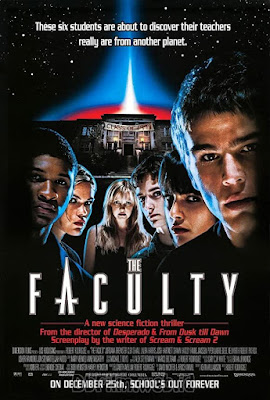 Sinopsis film The Faculty (1998)