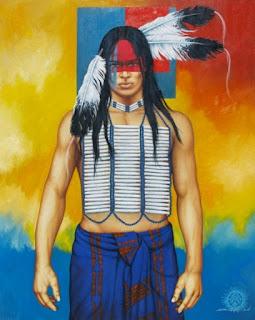 pinturas-con-figura-humana-ascendencia-indigena