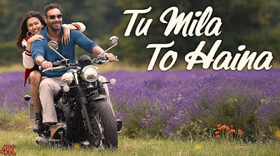 Tu Mila To Haina song hindi lyrics