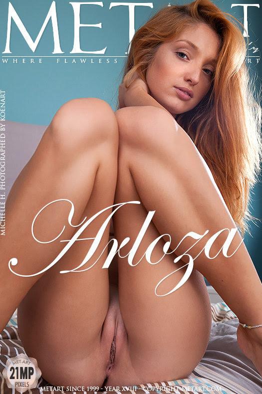 [Met-Art] Michelle H - Arloza 1489605475__metart-arloza-cover