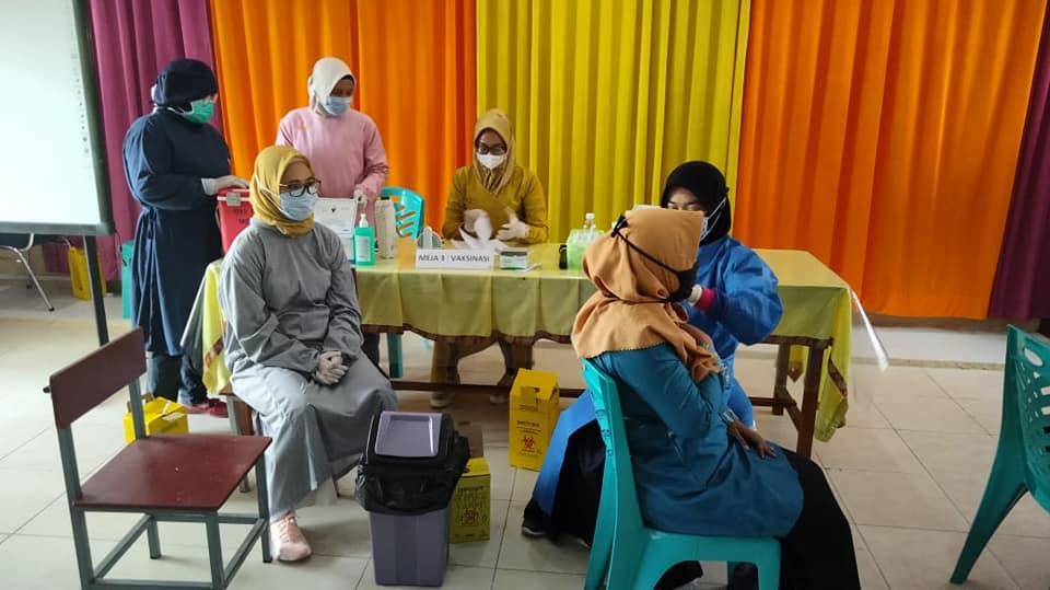 Sebanyak 2.925 Guru dan Tenaga Pendidik di Tanjungpinang Akan Divaksinasi Covid-19