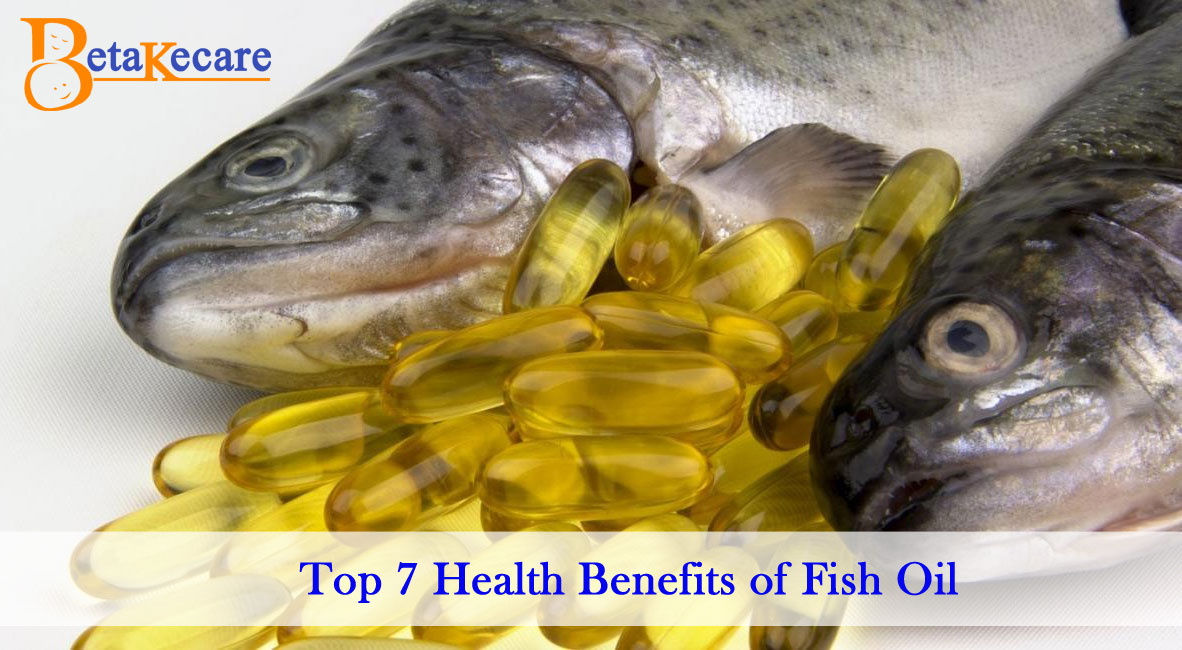 Top Health Benefits of Fish Oil