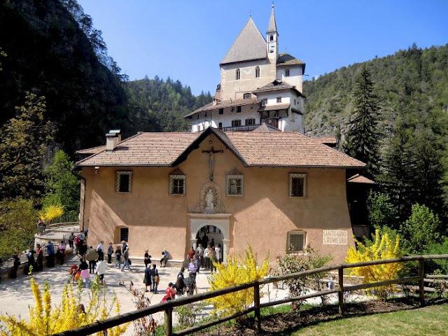 Santuari e luoghi belli da vedere a Trento