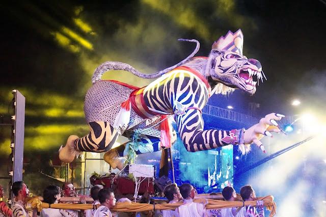 Wayang Night Carnival 2019