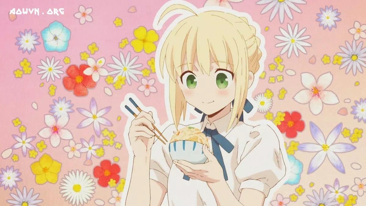 AowVN.org min%2B%25282%2529 - [ Anime 3gp Mp4 | Ep 4 ] Emiya-san Chi no Kyou no Gohan | Vietsub - Đáng Yêu