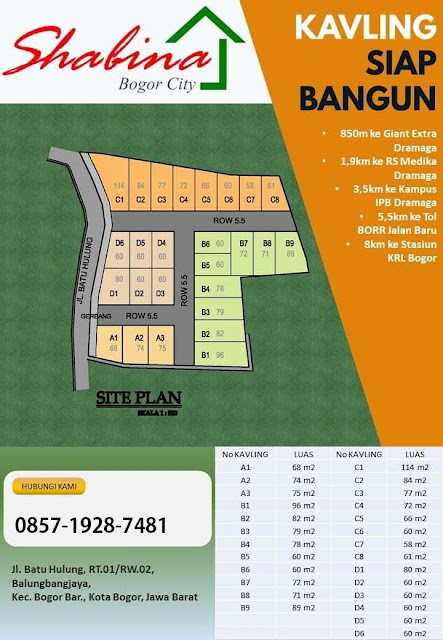 Shabina Bogor City