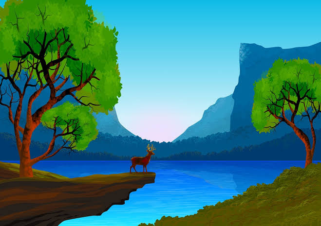 Menggambar Flora Fauna Dan Alam Benda Serta Teknik Dan Unsurnya Kerajinan Prakarya