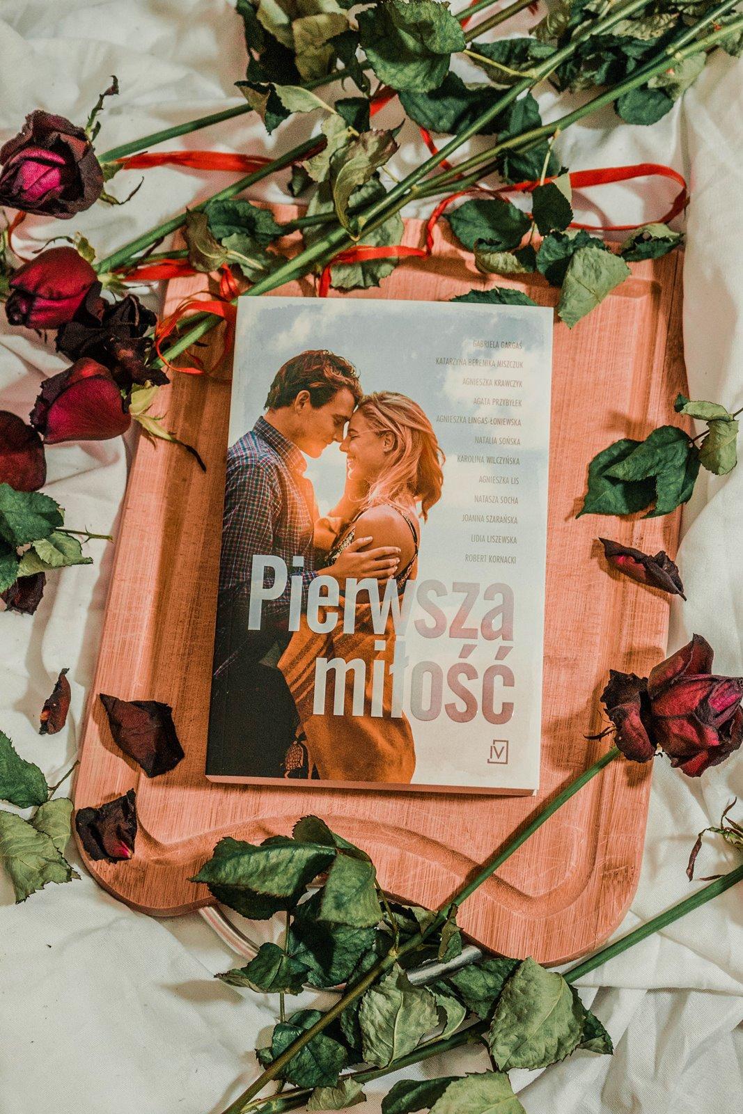 pierwsza miłość opowiadania recenzja opinia książki godne polecenia co przeczytać tej wiosny nowości ksiązkowe 2019