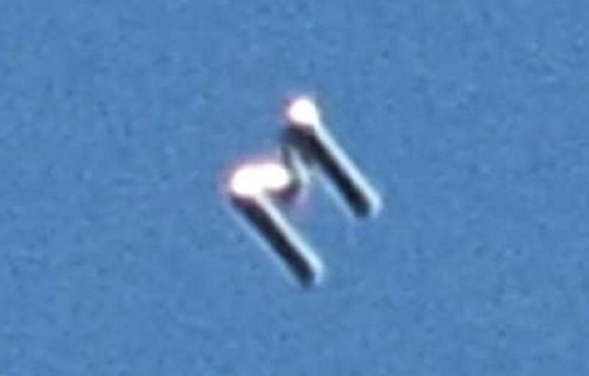 UFO News ~ UFO Snapped Over Delaware County, Pennsylvania plus MORE Tub3