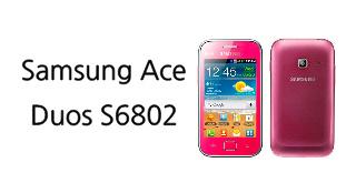 مواصفات Samsung Ace Duos S6802